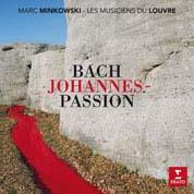 Cover Minkowski - Johannes-Passion