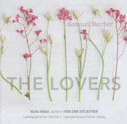 Cover Barber The Lovers