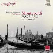 Cover Monteverdi Madrigali Vol3