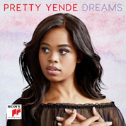 Pretty Yende Dreams COVER