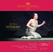 Nina Stemme COVER