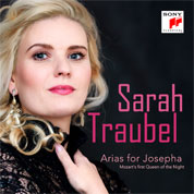 Sarah Traubel: Arias for Josepha