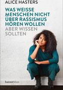 Alice Hasters Buchcover HANSER