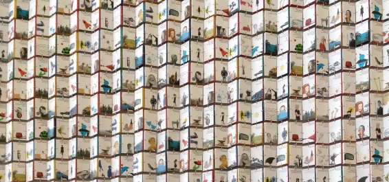 Die Frankfurter Buchmesse 2019: Ein Festival fuer Leseratten