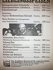 Schmidt Speisen