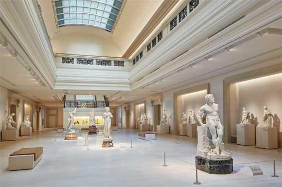 Chimei Museum Skulpturenhalle