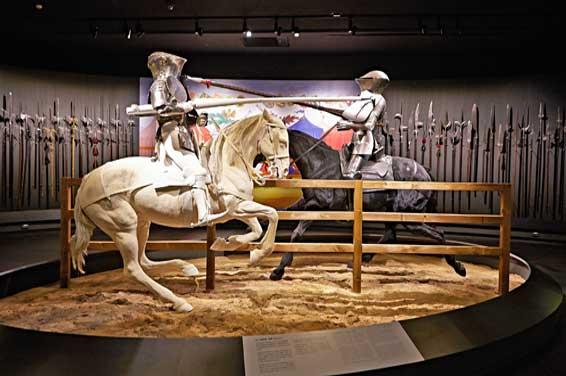 Chimei Museum Waffensammlung