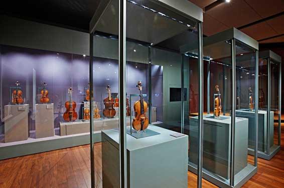 Violinen Sammlung