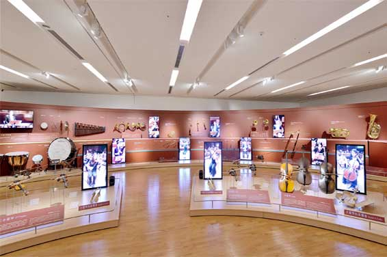 Chimei Museum - Orchesterraum