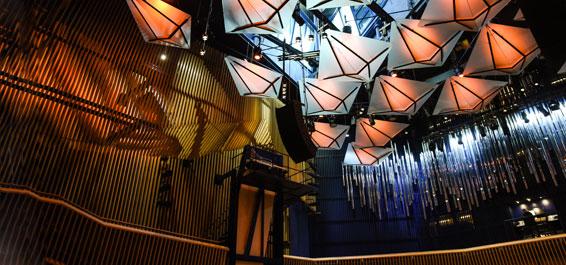 Ein neuer Konzertsaal im lettischen Ventspils – ein Erlebnisbericht Foto Ivbulis