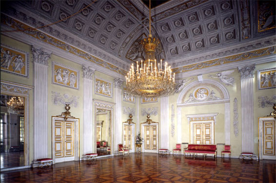Palazzo Reale Ballsaal