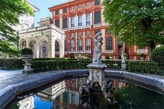 Palazzo Rosso Foto Xedum