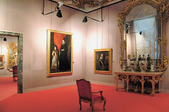 Palazzo Rosso Kunstsammlung