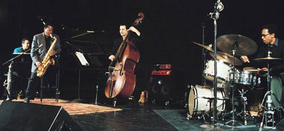 Wayne Shorter Quartet: Roadmusic, die Bilder produziert