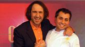 Bedo mit Ali Güngörmüs, Chefkoch und Inhaber Le Canard