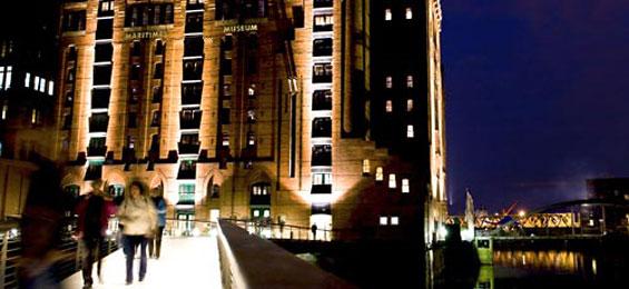 Die 10. Lange Nacht der Museen in Hamburg