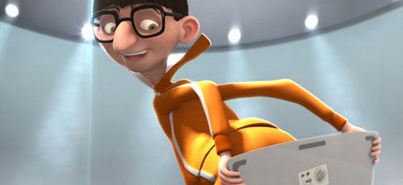 Jan Delay zum neuen 3D-Animationsfilm: Ich - Einfach Unverbesserlich