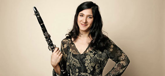 Kunst & Kultur - kurz vorgestellt: Sharon Kam, die Klarinettenvirtuosin in Hamburg