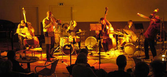 5 Jahre Jazzclub im Stellwerk – Great Shit