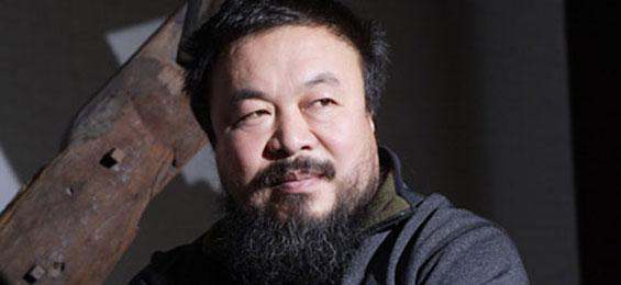 Zum Verschwinden von Ai Weiwei