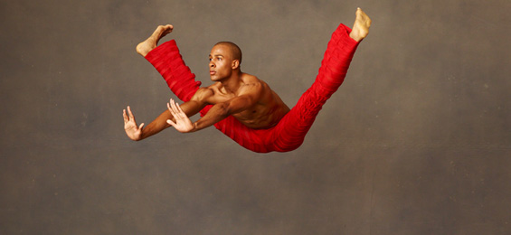 Alvin Ailey American Dance Theater - Yannick Lebrun - Andrew Eccles