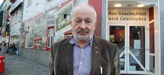 Günter Zint - Fotograf, Journalist und Kiezkenner