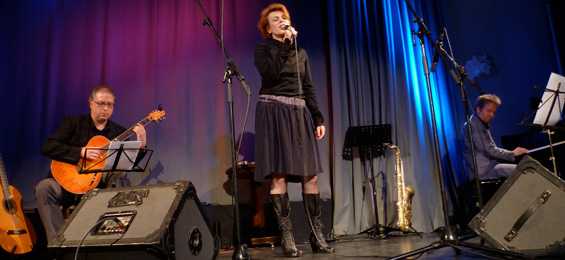 Stella & Ma Piroschka - jiddische Chansons