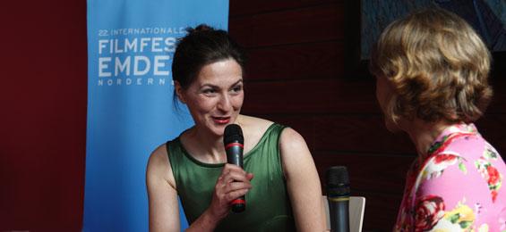 Martina Gedeck - Filmfest Emden-Norderney