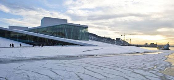 Blick über den Tellerrand: Oslo und Region - Norwegen