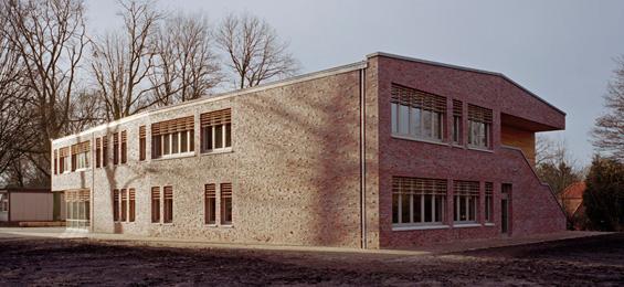 Studio Andreas Heller: Albert-Schweitzer-Schule in Klein Borstel