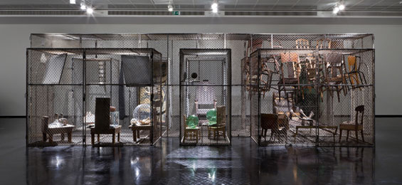 Louiose Bourgeois - Passage dangereux - Hamburger Kunsthalle