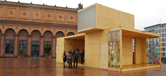Baltic Raw - Open Museum Hamburger Kunsthalle