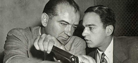Film: The Real American Joe McCarthy - Lutz Hachmeister