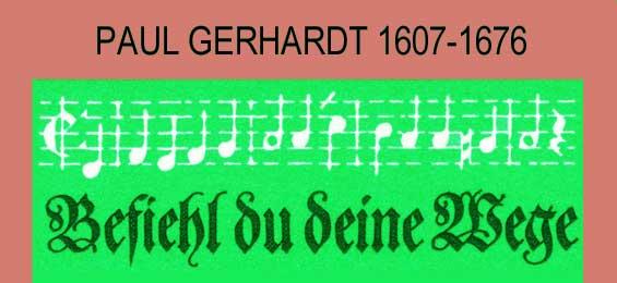 Krieg und innerer Frieden – die Welt des Paul Gerhardt - Teil 2