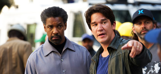 """Safe House"" - No one is safe / Niemand ist sicher, Denzel Washington"