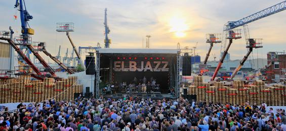 ELBJAZZ Festival 2013 - Erstens kommt Jazz anders und zweitens als man denkt