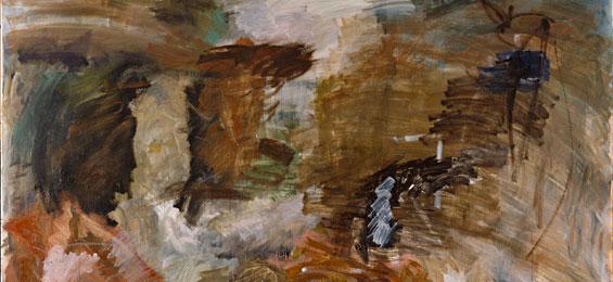 Per Kirkeby - Wedel – Erdgeschichte und Farbenrausch