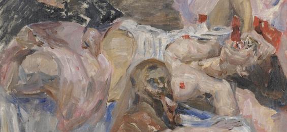 Nur das Talent... Käthe Kollwitz und die Frauen der Berliner Secession