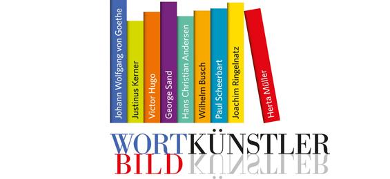 Wortkünstler / Bildkünstler. Von Goethe bis Ringelnatz. Und Herta Müller