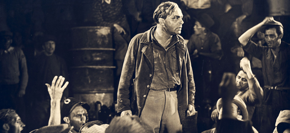 Zerstörte Vielfalt 1933. Filmreihe zur Transformation des Weimarer Kinos in den NS-Film