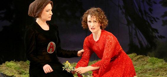 """""""Der scharlachrote Buchstabe"""" – eine Oper von Fredric Kroll"""