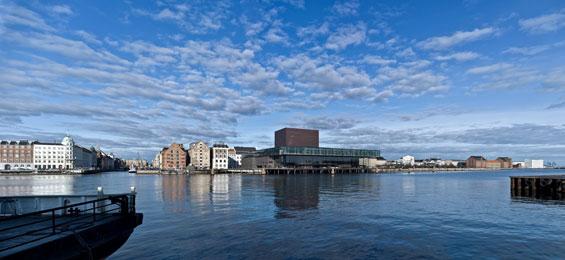 Dänisches Architekturzentrum in Kopenhagen - Schauspielhaus