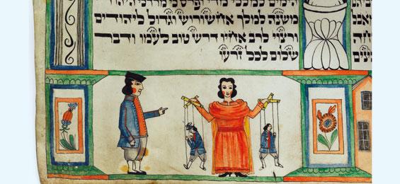 Die Erschaffung der Welt. Illustrierte Handschriften aus der Braginsky Collection