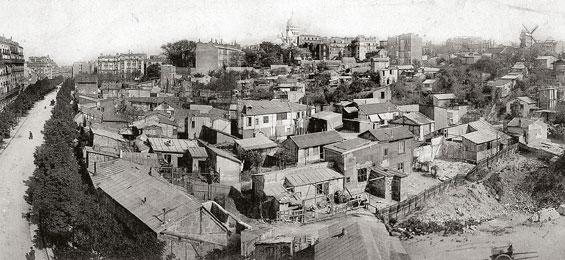 Esprit Montmartre. Die Bohème in Paris um 1900