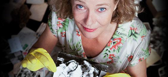 Gilla Cremer Foto: Bo Lahola