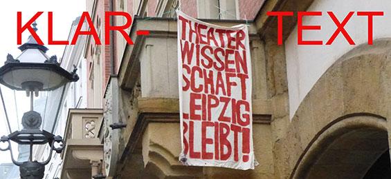 Die Theaterlandschaft formiert sich zum Protest