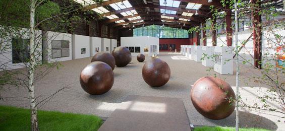 Die 16. NordArt 2014: Mit Kunst aus Russland, China und Dänemark