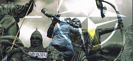 """""""Die Ukraine im Fokus der NATO. Russland – das eigentliche Ziel"""" - von Brigitte Queck"""