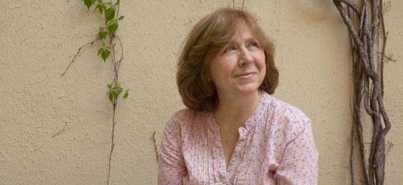 Swetlana Alexijewitsch Literaturnobelpreis 2015