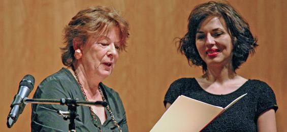 Belmont-Preis für Komponistin Milica Djordjević. Flirt mit dem Extrovertierten